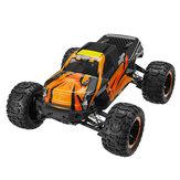 HBX 16889A Pro 1/16 2.4G 4WD Sin escobillas RC de alta velocidad Coche Modelos de vehículos Full Propotional