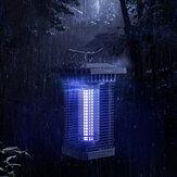 Beseus Courtyards Москитная убийца Лампа Москитная лампа LED Москитная повторитель Фотокаталитическая репеллентная ловушка для борьбы с вредителя