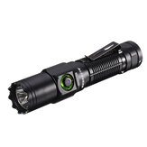 SEEKNITE ST01 XPL-V3 LED 1200 Lumens 350 Meters USB Magnetic Rechargeable 18650 Waterproof Pocket Tactical Flashlight
