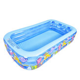 JILONG Inflatable Swimming Pool High Quality Outdoor Home Use Paddling Pool Kids Adults Large Size Inflatable Pool
