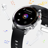 [Local Music Playback] Bakeey Z08S bluetooth Call Heart Rate Blood Pressure Monitor Long Standby Smart Watch