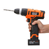 220V 8724ST Drill Multifunction Battery Electric Screwdriver Rechargeable Tool