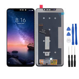 LCD Display+Touch Screen Digitizer Replacement With Tools For Xiaomi Redmi Note 6 PRO