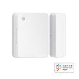 2020 NUEVO Xiaomi Smart Door & Window Sensor 2 con detección de luz bluetooth 5.1 APLICACIÓN Apertura / cierre Registros Horas extras Recordatorio sin cerrar Trabajar con Xiaomi Mijia Gateway multimodo