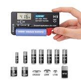 ANENG BT-168 PRO 1,2 ~ 4,8V Bateria Testador para 18650 16340 14500 10440 Lithum Bateria
