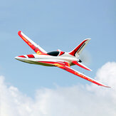FMS 850mm Wingspan Flash High Speed 180km/h 4S Racer EPO RC Airplane PNP with Reflex Stabilizer Flight Controller System