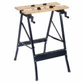 Складной стальной рабочий стол маршрутизатор стол доска МДФ портативный Инструмент верстак деревообрабатывающий стол