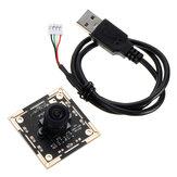 HBV-1807 1MP OV9732 720P Ευρεία γωνία πλακέτας κάμερας USB Δωρεάν μονάδα κάμερας IP προγράμματος οδήγησης με καλώδιο USB