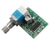 5Pcs Mini PAM8403 3Wx2 5V Dual Channel USB Power Audio Amplifier Board Volume Control