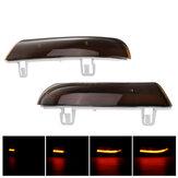 Paar Dynamic LED Blinker Lichtspiegel Kontrollleuchten Gelb für VW Golf 5 Jetta MK5 Passat B6