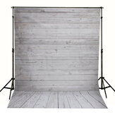 8x8ft Vinyl Wood Wall Wooden Floor Photography Backdrop Studio Photo Background Decoration