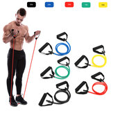 1Pc 10/15/20/25 / 30lb Fitness Weerstandsbanden Fitness Elastische Bands Training Yoga Pilates Bands