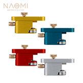 NAOMI Channel Routing Jig regulowane narzędzie lutownicze skrzypce krawędź Soundhole Router narzędzie skrzypce Purfling Groovers Cutter pasuje do Dremel