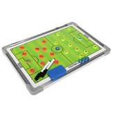 Portable Soccer Football Tactical Board Training Guidance Dubbelzijdig magnetisch