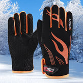 Men's Sports Gloves Thick Warm Gloves