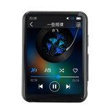 BENJIE X5 8GB Bluetooth MP3-плеер HD Без потерь MP4 MP5 MP6 Музыкальный аудио-видео плеер Встроенный динамик Внешний звукозапись Сигнализация FM
