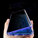Bakeey Anti-peeping Magnetic Adsorption Metal Double-sided Tempered Glass Protective Case For Samsung Galaxy Note 8/Galaxy Note 9/S8/S8+