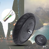 250W Motor 8.5in Explosion-proof Scooter Wheel Tire Inflatable Tyre for Electric Scooter Replacement