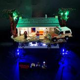 LED-Beleuchtung Satz NUR für LEGO 75810 Stranger Things Die verkehrte Welt