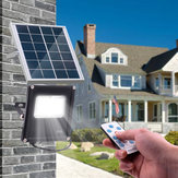 20 W 20 LED Solar Flood Light Waterdichte Outdoor Tuin Straat Path Yard Lamp Afstandsbediening
