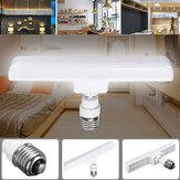 AC85-265V 12W E27 T-shaped Rotatable 60LED Light Bulb Incandescent Energy Saving Lamp for Home Decoration