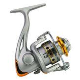 ZANLURE Ze stopu aluminium 5.2: 1 Kołowrotek Składane ramię Lewy prawy Wymiana Koło wędkarskie Outdoor Fishing Tool
