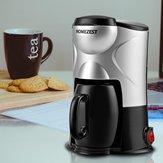 HOMEZEST 801 Portable Home automatisch koffiezetapparaat met keramische beker 220V koffiezetapparaat