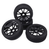 4pcs Plastic RC Car Wheel Tire For 1/8 HSP REDCAT TAMIYA HPI RC Car Vehicle Models Parts