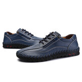 Menico Piel Genuina Business Casual Oxfords