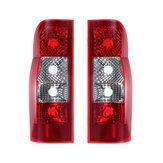 Car Left/Right Rear Tail Light Lens Cover For Ford Transit MK7 2006-2014 Panel Van
