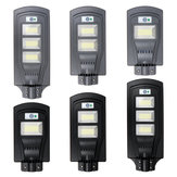 320/640/950 Вт 150/300 / 450LED LED Солнечная Уличный фонарь PIR Motion Датчик На открытом воздухе Стена Лампа