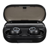 V10 Three Digital Display TWS Wireless bluetooth 5.0 Earbuds Earphone Waterproof Bass Headset with Charging Box