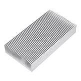 3pcs dissipador de calor de alumínio de espessamento 150x80x27mm LED radiador