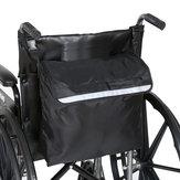 Duża wodoodporna torba do przechowywania wózka inwalidzkiego z uchwytem