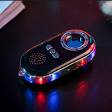 Smoovie USB Rechargeable Traveling Hotel Infrared Detector Infrared Alarm Device LED Flashlight