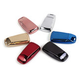 TPU à distance Smart Key Cover Shell Shell Fob pour Audi A4 A5 Q7 TT