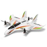 XK X450 VTOL 2.4G 6CH EPO 450mm Wingspan 3D/6G Mode Switchable Aerobatics RC Airplane Fixed Wing RTF