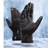Unisex Waterproof Cycling Gloves