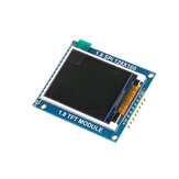 3pcs 1.8 Inch LCD TFT Display Module With PCB Backplane 128X160 SPI Serial Port