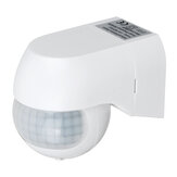 AC110-240V 800W IP44 Outdoor 180 Degree PIR Motion Sensor Detector for Garden Courtyard