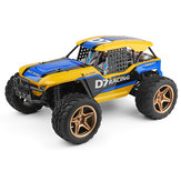 Wltoys 12402-A 4WD 1/12 2.4G RC Car Desert Baja Vehicle Models عالية السرعة 45 كم / ساعة