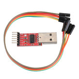 3pcs CTS DTR USB Adapter Pro Mini Download cable USB to RS232 TTL Serial Ports CH340 Replace FT232 CP2102 PL2303 UART TB196