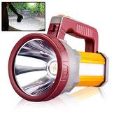 3000LM USB Rechargeable Waterproof Portable LED Spotlight Searchlight