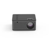 UNIC UC26 Mini Micro LED Proyector 500 ANSI LUMENS 400: 1 320 * 240P Soporte 1080P Home Theater Proyector