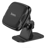 HOCO CA66 Strong Magnet Dashboard Car Phone Holder Car Mount 360 Degree Rotation For 4.0-7.0 Inch Smart Phone for iPhone 11 Pro Max for Samsung S20 Ultra