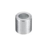 5stk φ5 * 8mm aluminiumsafstand sølv V-slot isoleringskolonne til Ender3 / CR-10 3D printer