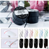 ROSALIND Gel Spider Line For Nails Art Gel Polish
