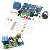 Electronic DIY Kit MQ-2 Smoke Sensor Detector Natural Gas Alarm Components Kit