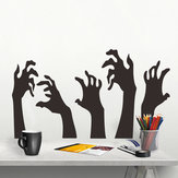 Miico FX3042 Halloween Sticker Creative Wall Sticker Removable Sticker For Room Decoration