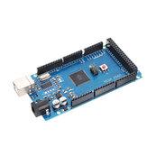 Mega2560 R3 ATMEGA2560-16 + CH340 Placa de desenvolvimento de módulo Geekcreit para Arduino - produtos que funcionam com placas Arduino oficiais
